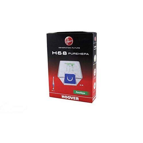 Sacs microfibre PureHepa H68 Aspirateur Hoover...
