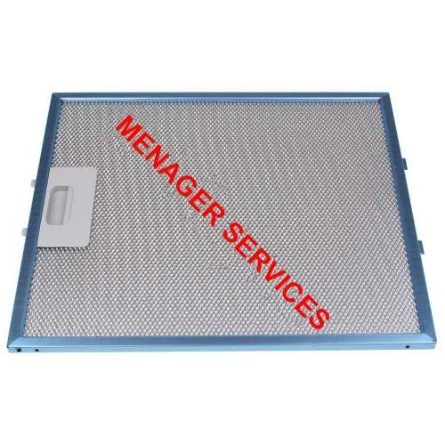 Filtre graisse métalique Hotte Electrolux (4055250429)