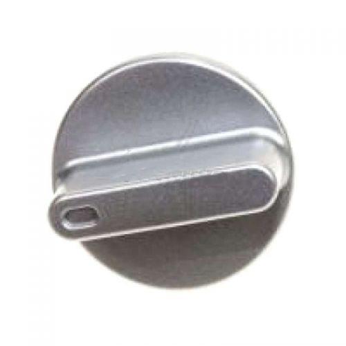 Bouton thermostat gris Four Délice Seb