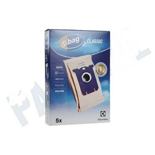 Sacs papier Aspirateur S.bag E200S Electrolux...
