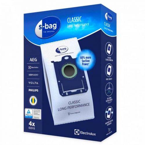 Sacs microfibre Aspirateur S.bag E201S Electrolux (9001684589)