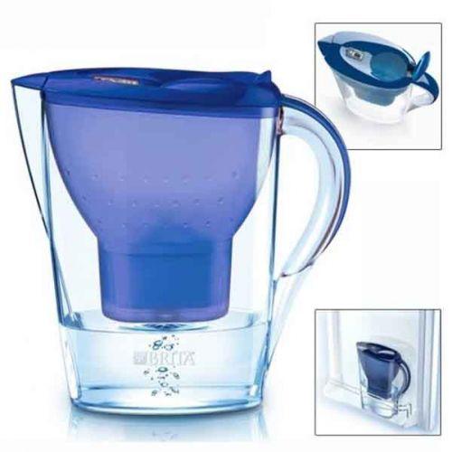 Carafe filtrante Bleue Marella XL 3.5L
