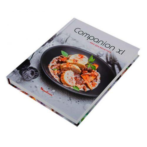 Livre de 300 recettes Robot Companion XL Moulinex (MS-8030000934)