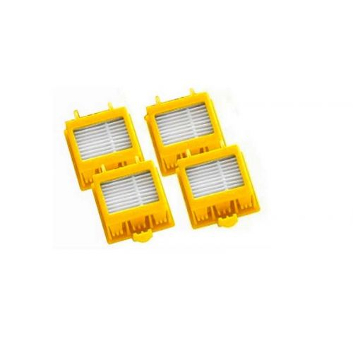 Filtres Hepa (x4) IRobot série 700 Roomba (F60084)