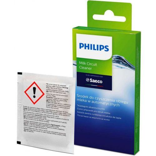 Nettoyant circuit lait (x6) Expresso Saeco/Philips...