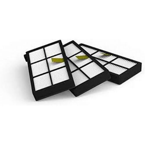 Kit filtres (x3) ORIGINE Irobot ROOMBA 800/900 SERIES