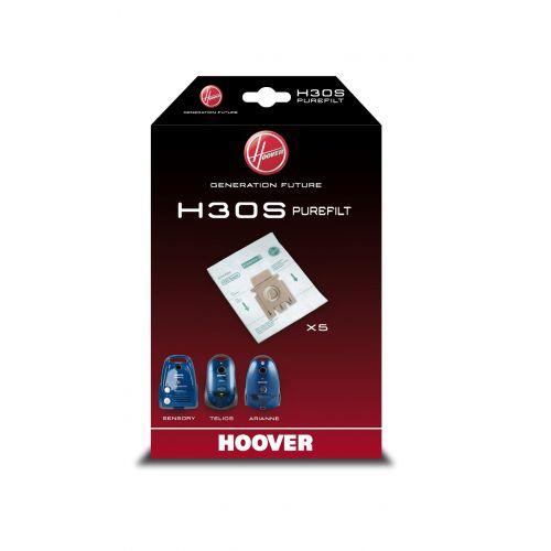 Sacs papier H30S Purefilt sensory/Télios/Arianne (09178278)
