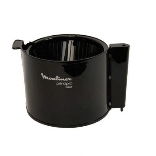 Porte filtre+clapet cafetière Principio Timer Moulinex