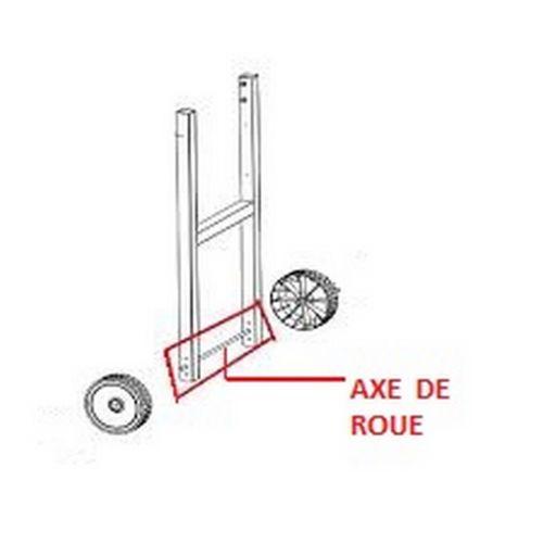 Axe de roue Plancha Camping Gaz