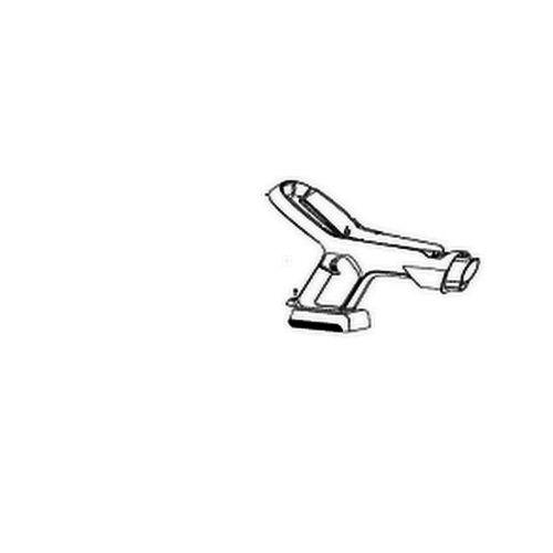 Boitier corps gris aspirateur X force flex 8.60 Rowenta