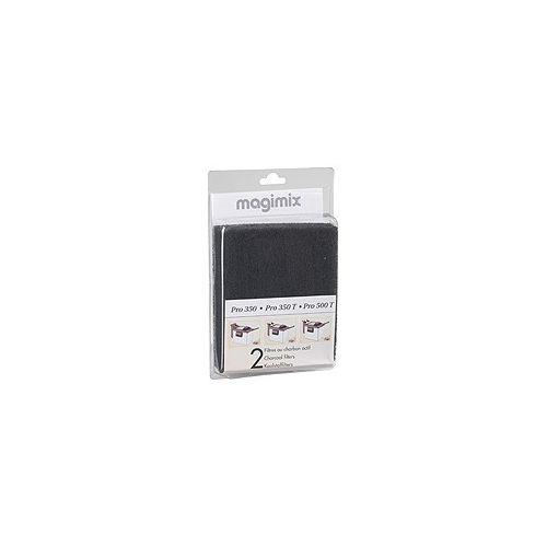 Filtres (x2) Charbon Pro 350/500 Friteuse Magimix...