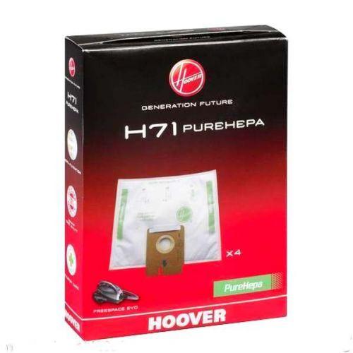 Sacs microfibre Pure Epa H71 Aspirateur Hoover...