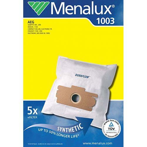 Sacs microfibre Aspirateur AEG/Singer Menalux (1003)