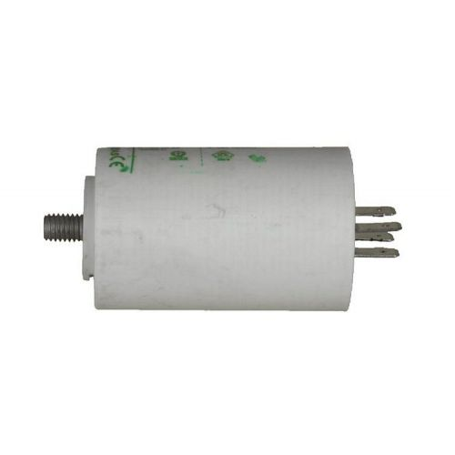 Condensateur 12,5MF Lave/Sèche Linge Universelle (0000364)