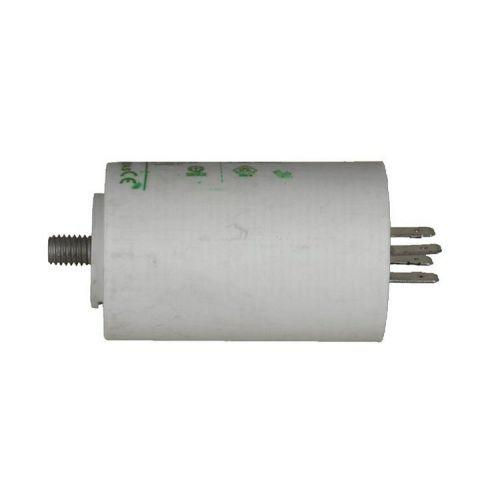 Condensateur 12,5MF Lave/Sèche Linge Universelle