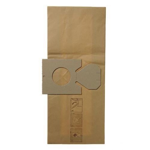 Stock limité ! Sacs papier Aspirateur Delonghi/Hitachi/Bissel Menalux (T97)