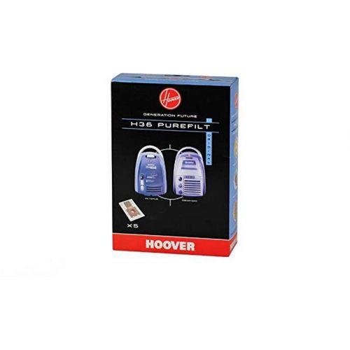 Sacs papier Purefilt H36 Aspirateur Hoover (09185091)
