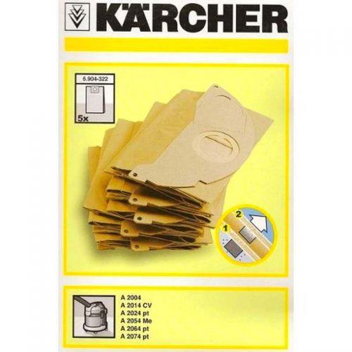Sacs papier Aspirateur Karcher (69043220)