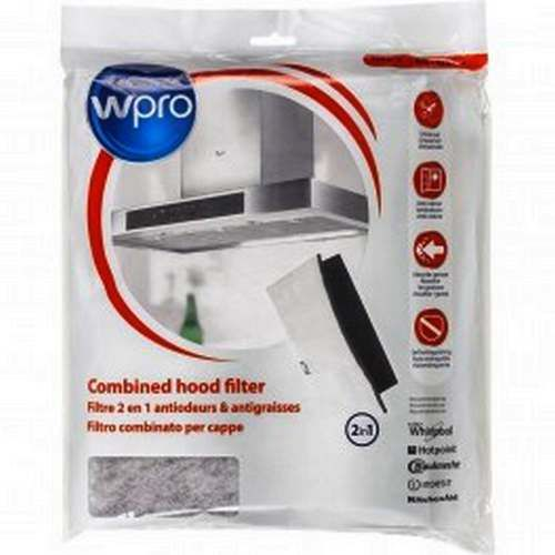 Filtre Hotte Charbon & Graisse 450g 470x570mm...
