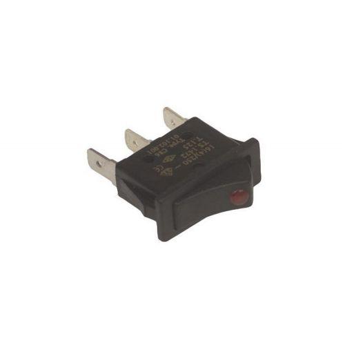 Interrupteur M/A Vert Générateur Vapeur Domena (500413145)
