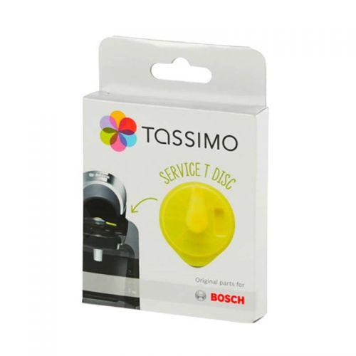 T.Disc de nettoyage jaune Tassimo Expresso Bosch...