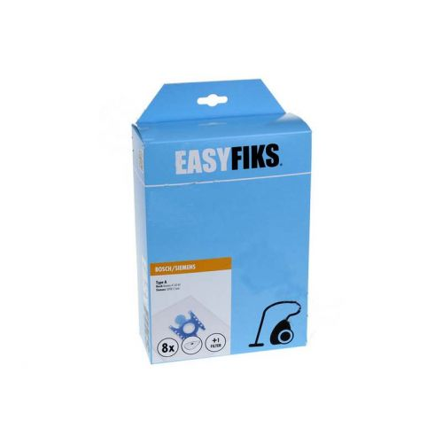 Sacs microfibre Adaptable Maxima Aspirateur Bosch/Siemens